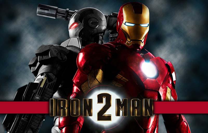 Spilleautomater iron man