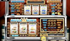 Mega King Slot Header