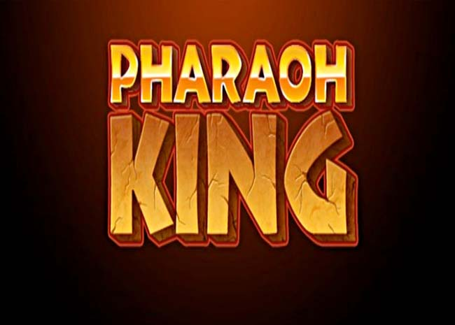Pharaoh King Slot Header