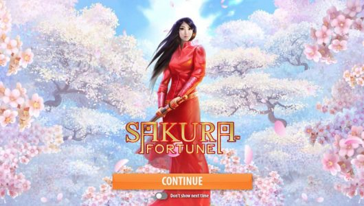 Sakura Fortune Slot