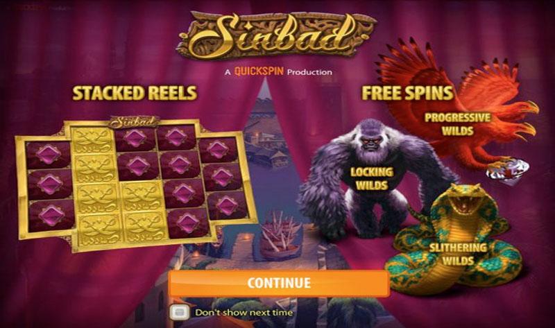 Sinbad Slot