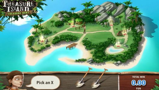 Treasure Island Slot