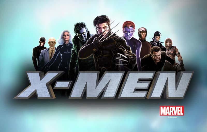 X-Men Slot