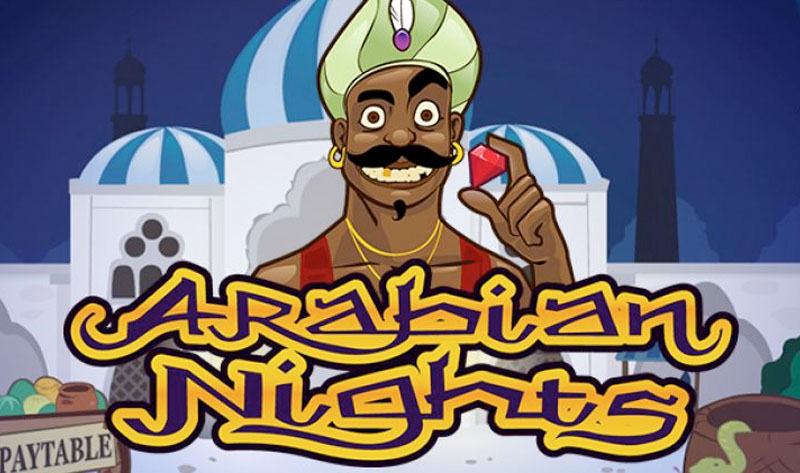 Arabian Nights NetEnt