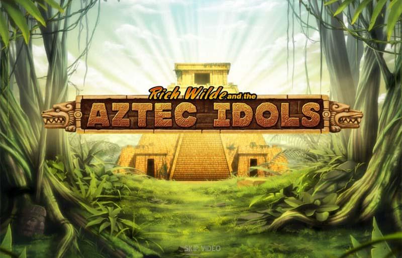 Aztec Idols Slot