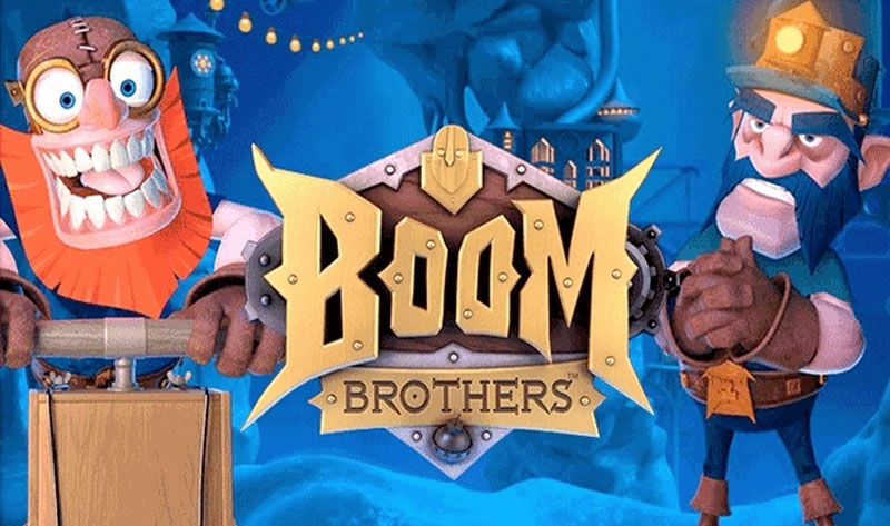 Boom Brothers NetEnt