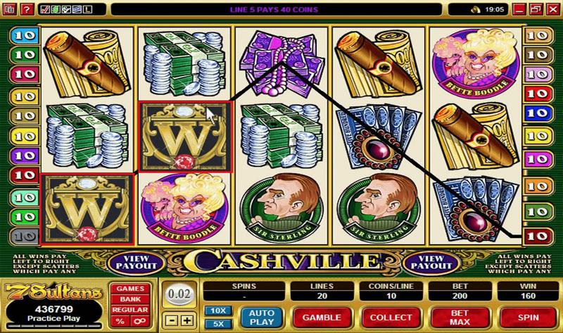 Cashville Slot