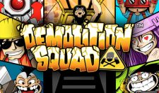 Demolition Squad NetEnt