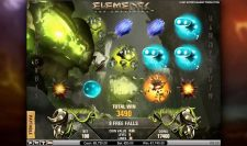 Elements The Awakening NetEnt