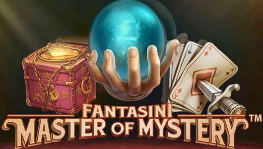 Fantasini Master of Mystery NetEnt