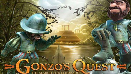 Gonzo's Quest NetEnt