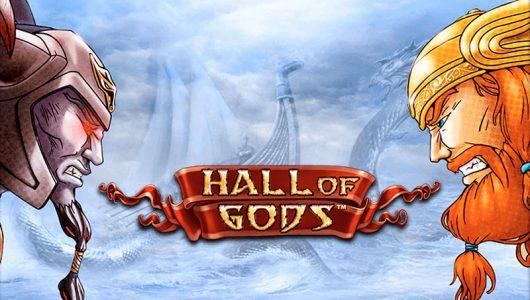 Hall of Gods NetEnt