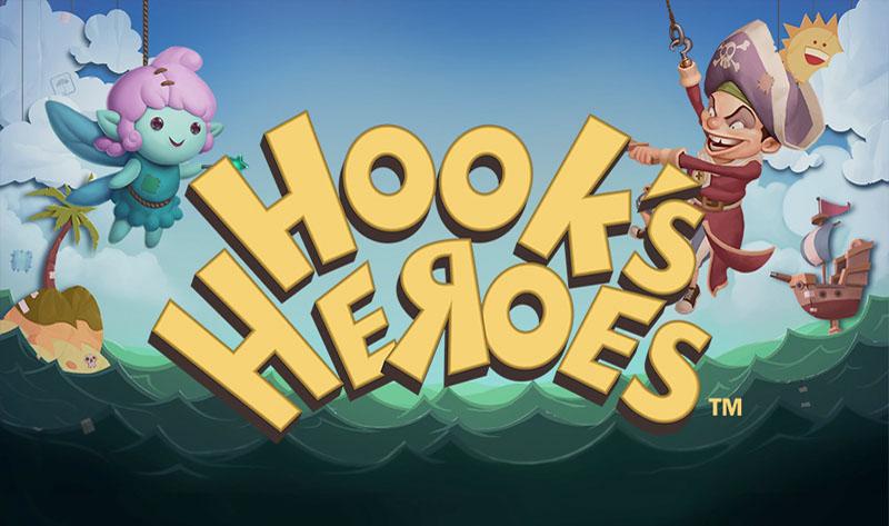 Hook's Heroes NetEnt