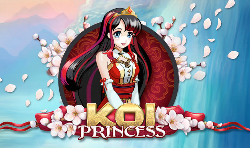Koi Princess NetEnt