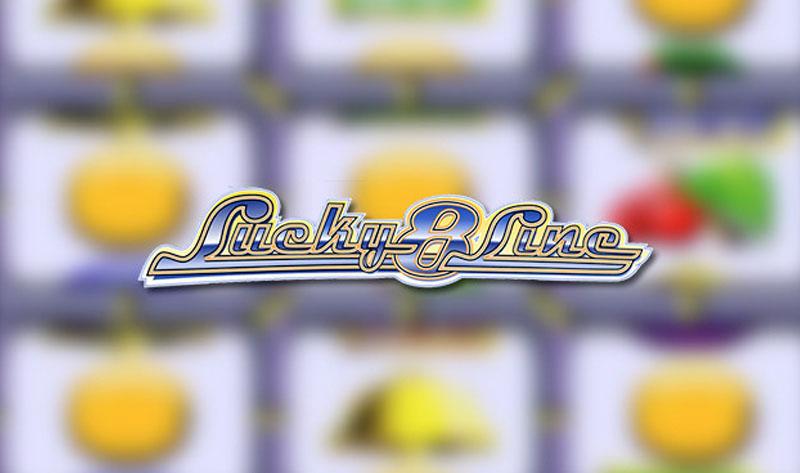 Lucky 8 Line NetEnt