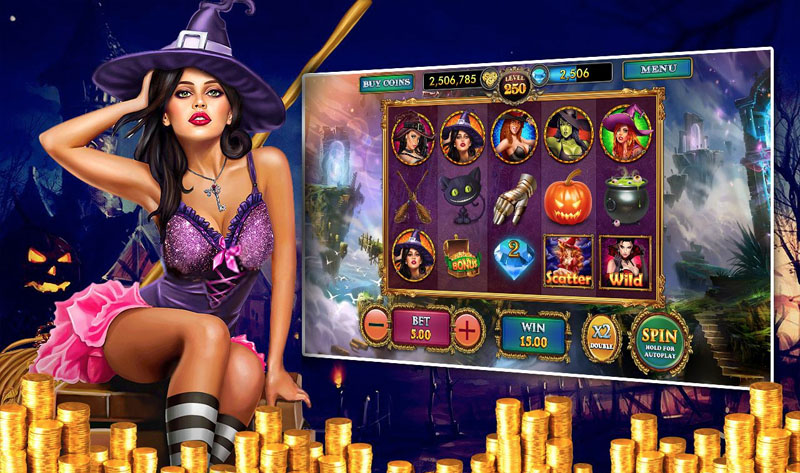 Lucky Witch Slot