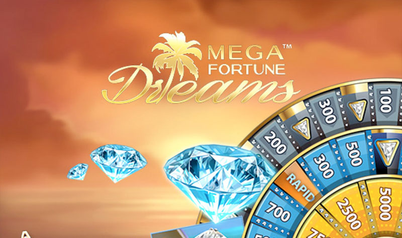 Mega Fortune Dreams NetEnt