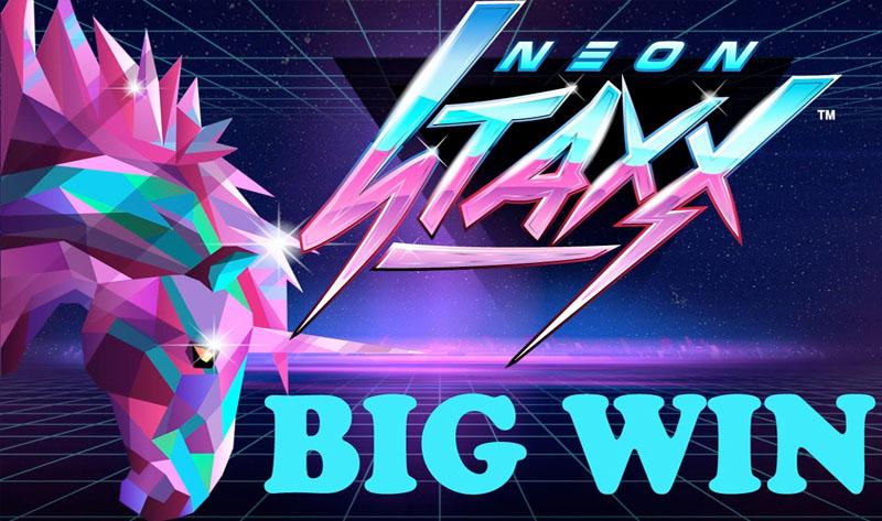 Neon Staxx NetEnt