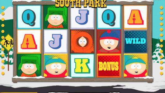 South Park NetEnt