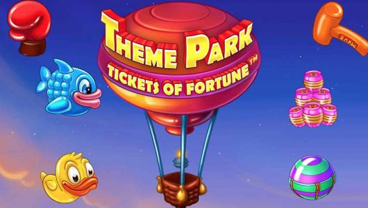 Theme Park Tickets of Fortune NetEnt