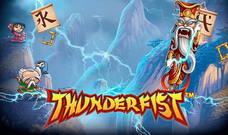 Thunderfist NetEnt
