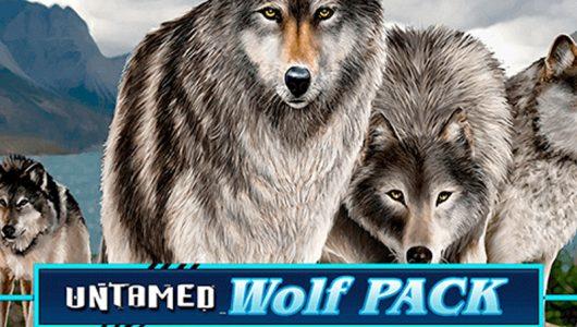 Untamed - Wolf Track Slot