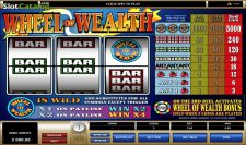 Wheel Of Wealth Slot