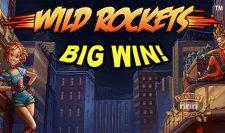 Wild Rockets NetEnt