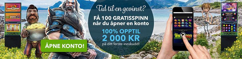 NorskeAutomater Kampanjer 1