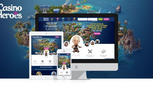 CasinoHeroes | Casinorge