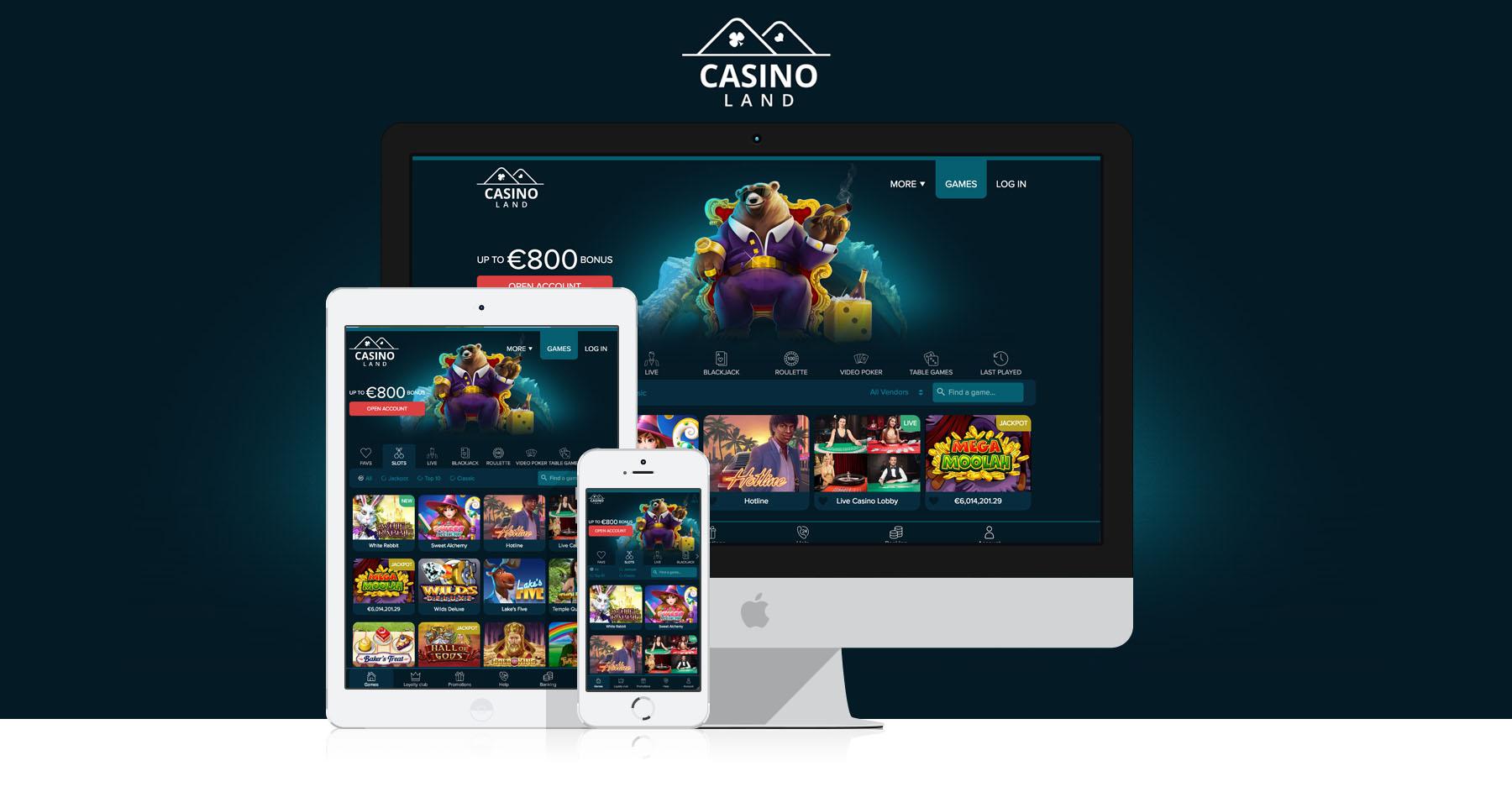 Casinoland | Casinorge