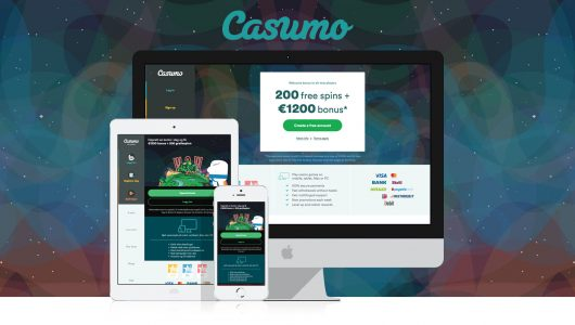 Casumo | Casinorge