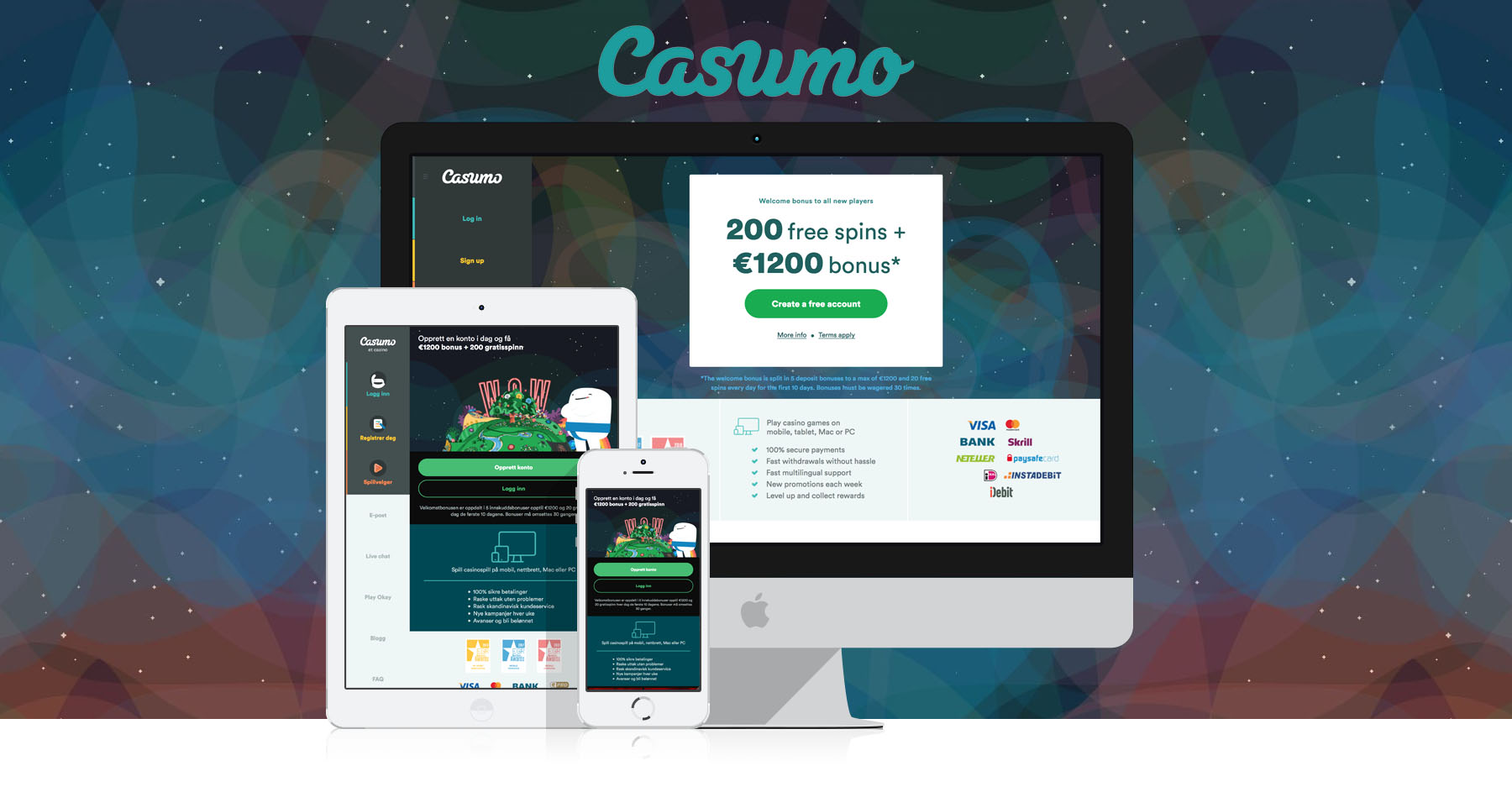 Casumo | Casinorge