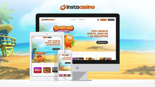 Instacasino | Casinorge