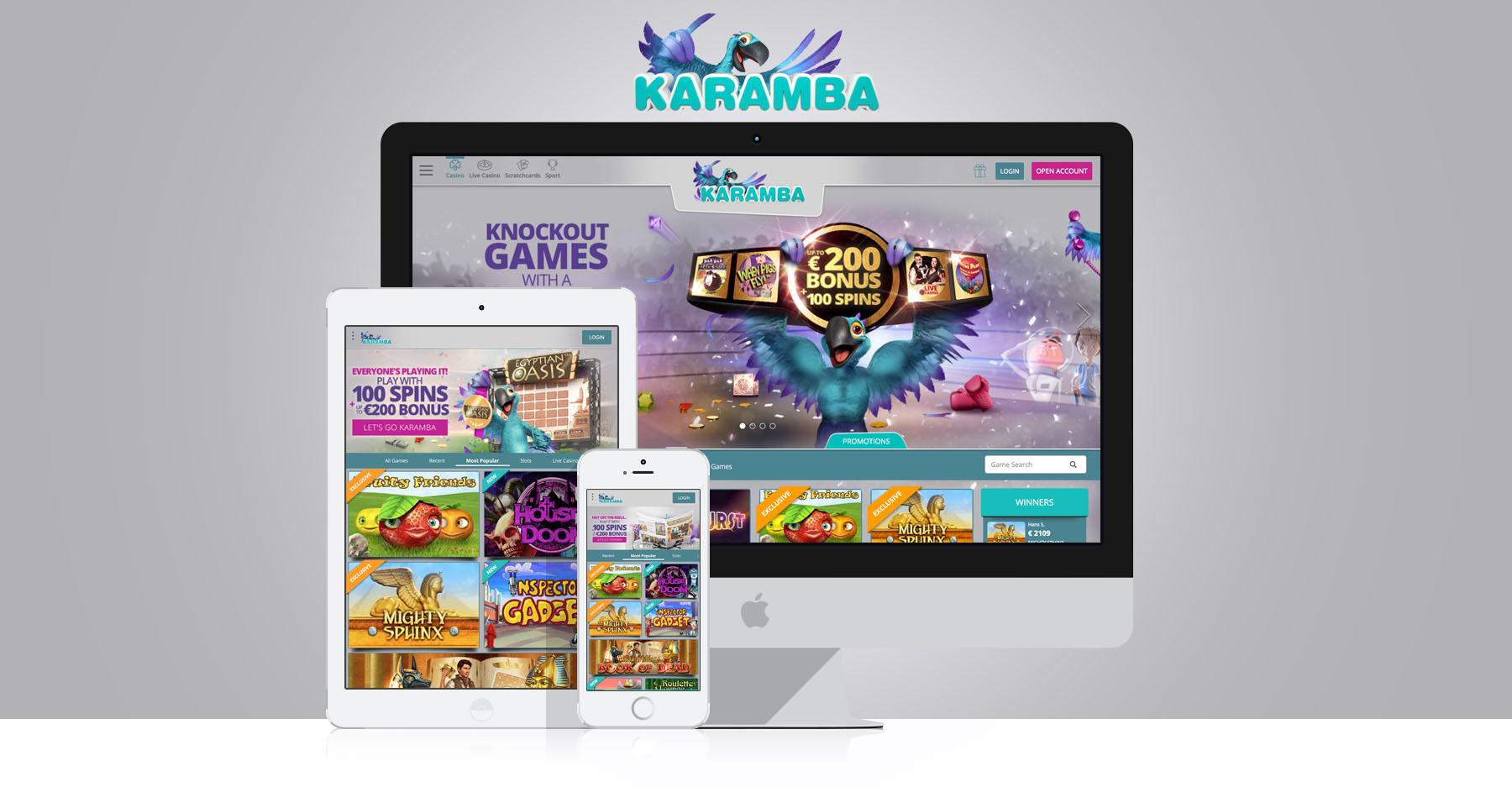 Karamba | Casinorge