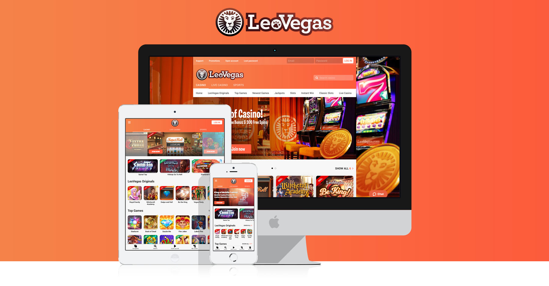 Leovegas | Casinorge