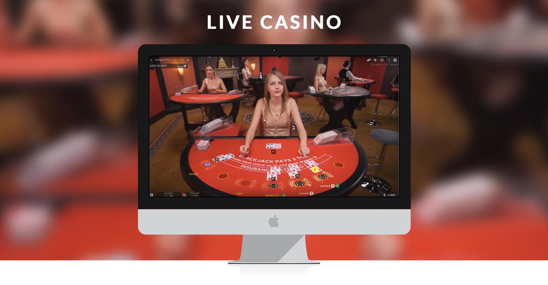Live Casino | Casinorge