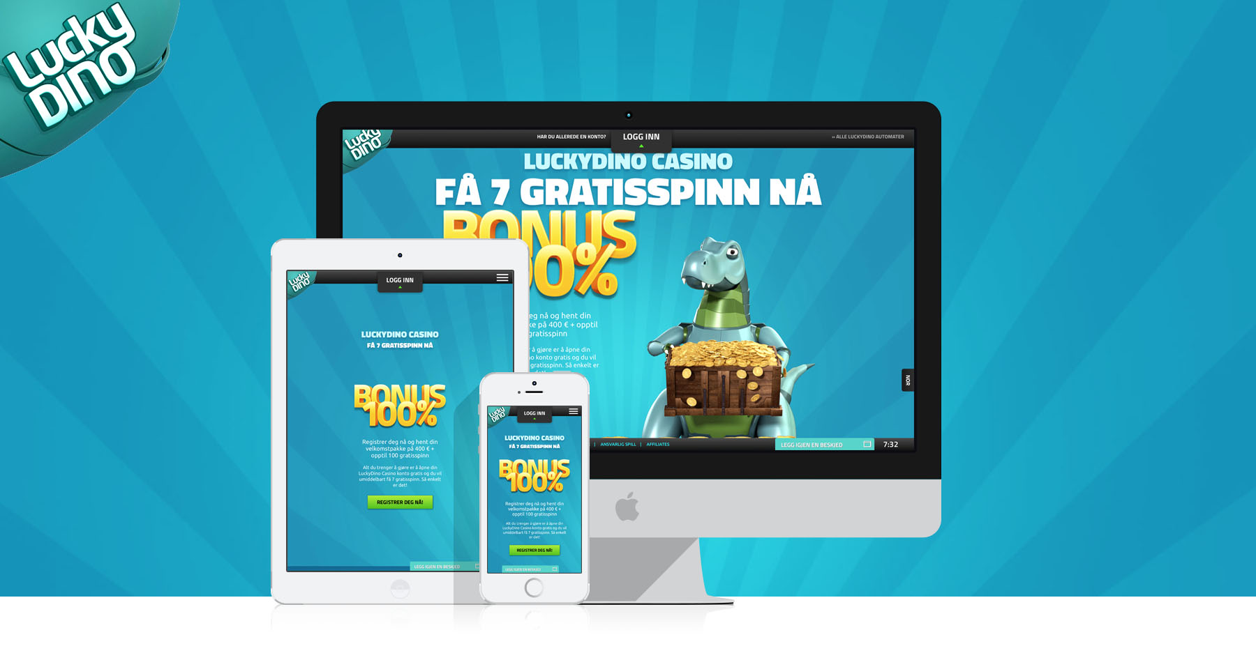 Luckydino | Casinorge