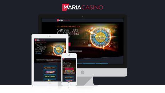 Mariacasino | Casinorge