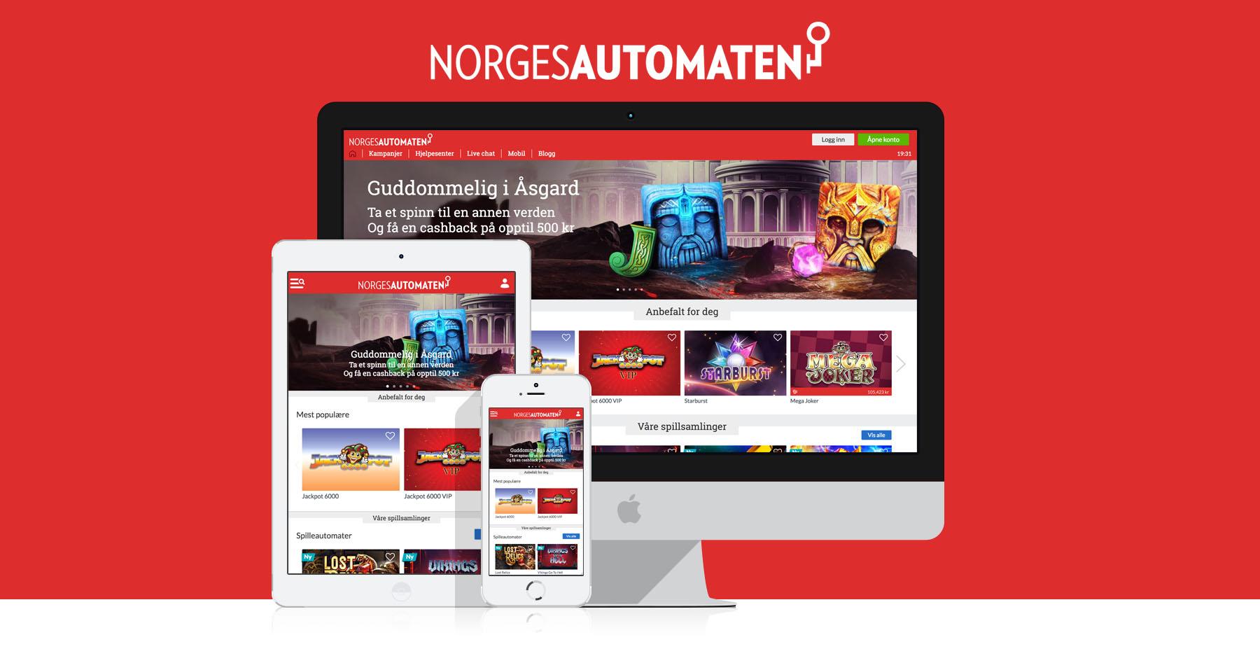 Norgesautomaten | Casinorge