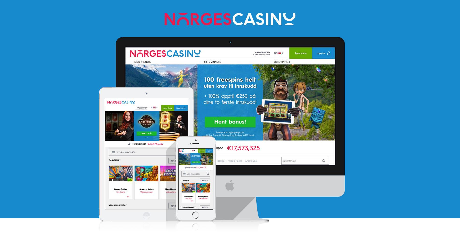 NorgesCasino | Casinorge