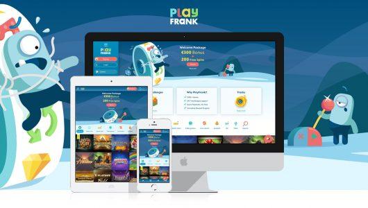 PlayFrank | Casinorge