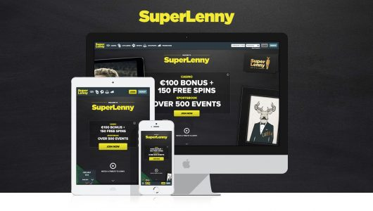 Superlenny | Casinorge