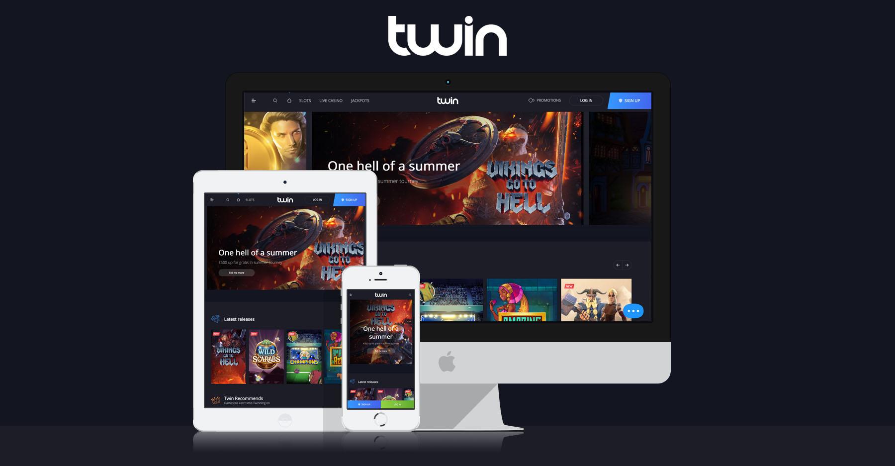 Twin   Casinorge